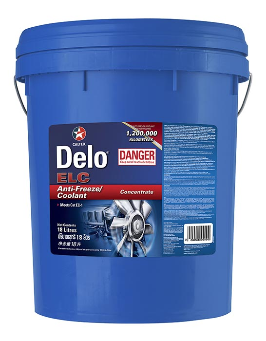 Delo ELC Antifreeze/Coolant