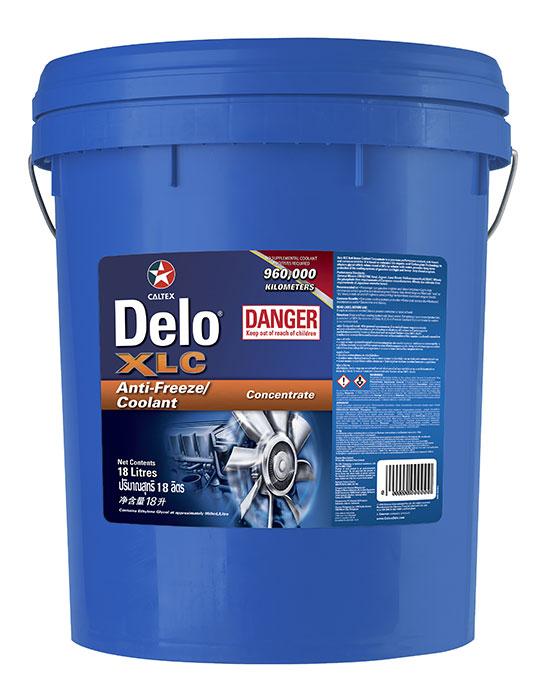 Delo XLC Antifreeze/Coolant