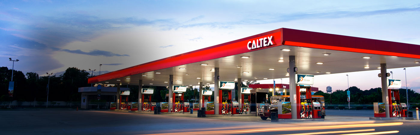 Caltex in South Africa