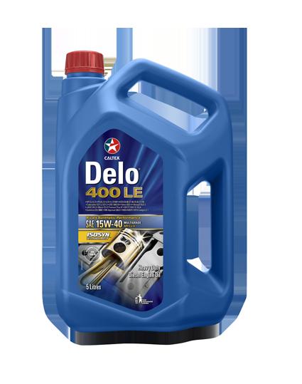 Delo®400 LE SAE 15W-40