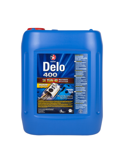 Delo® 400 Multigrade SAE 15W-40