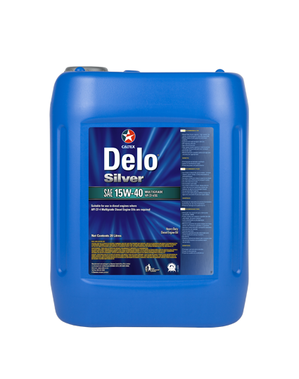 Delo Silver Multigrade