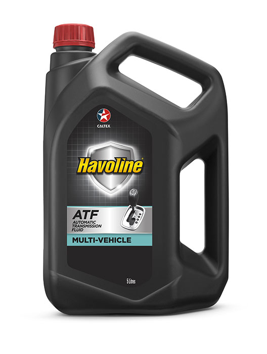 Havoline® Multi-Vehicle ATF