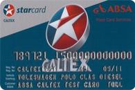 Caltex StarCard ABSA