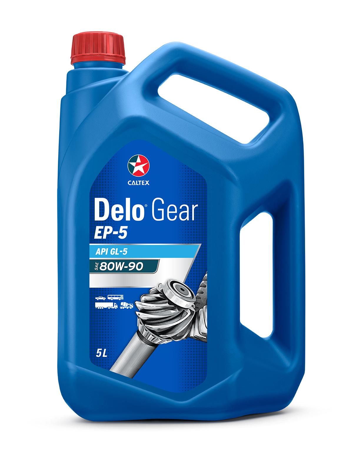 Gear Lubricants - Caltex South Africa