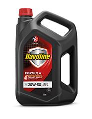 Havoline® Formula SAE 20W-50