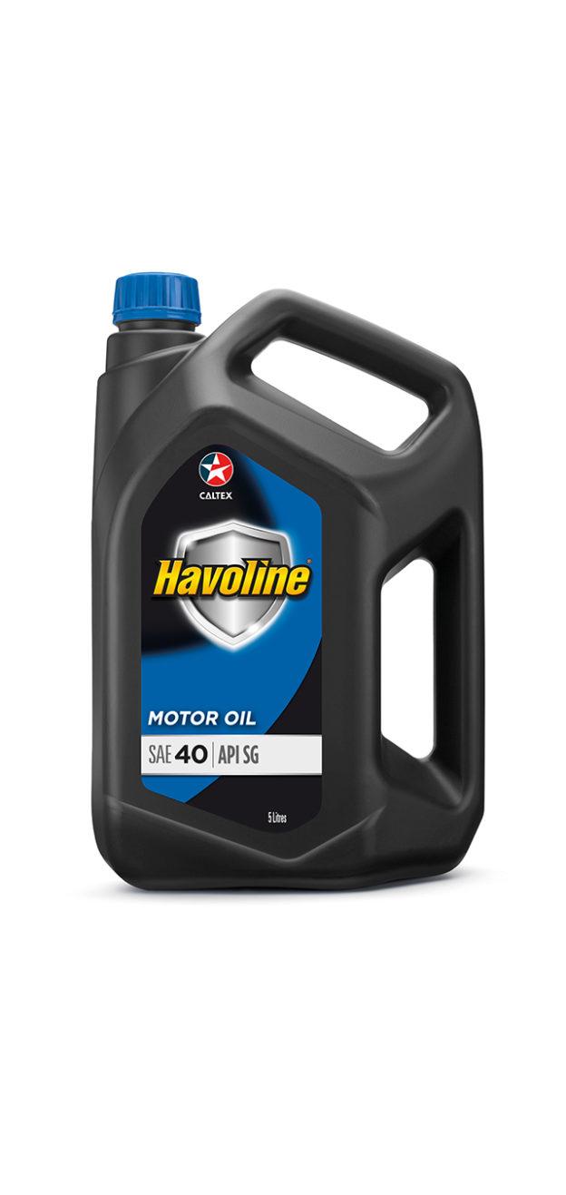 Havoline® Motor Oil 40